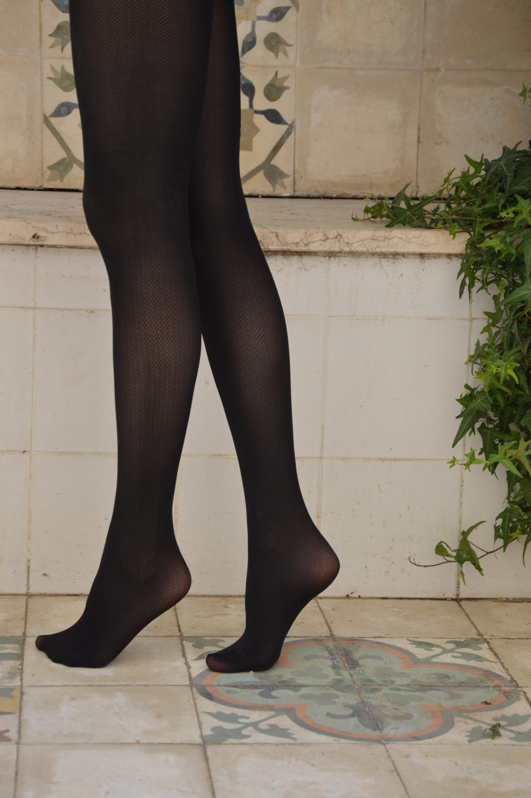 recycled stockings