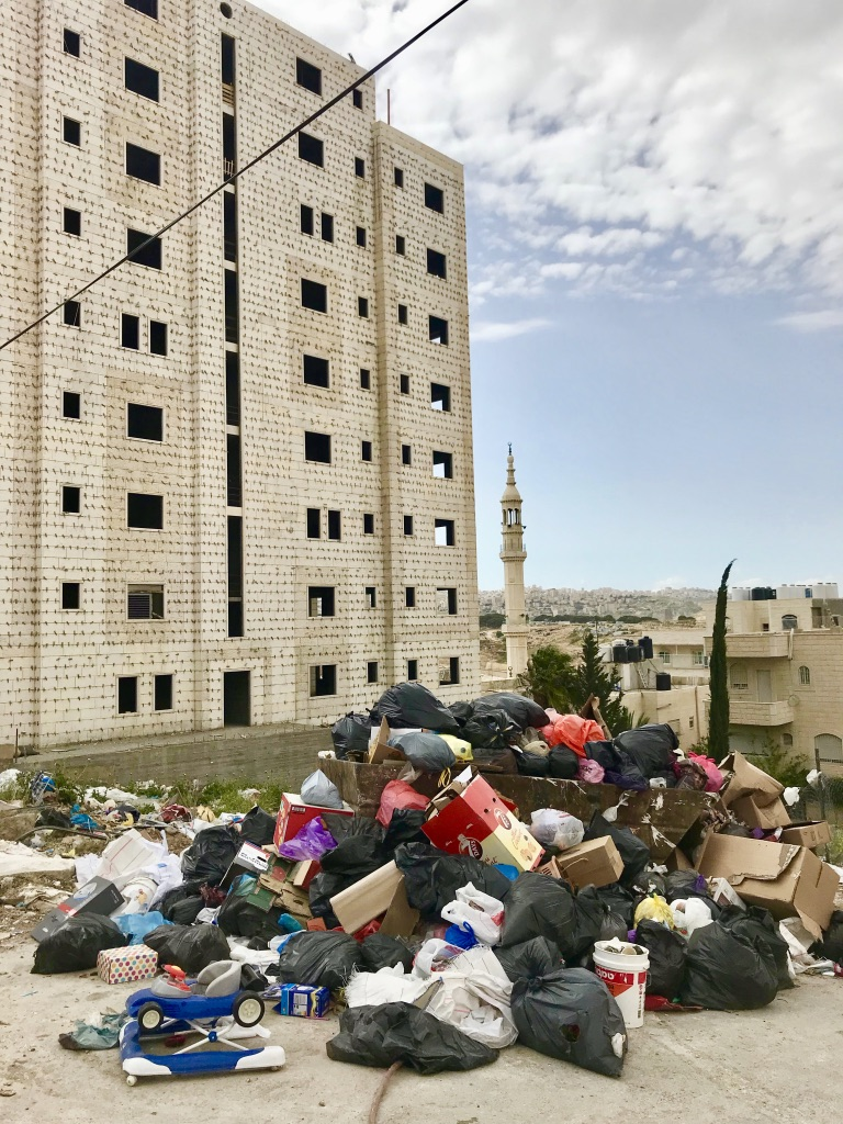 Living Zero-Waste in Palestine